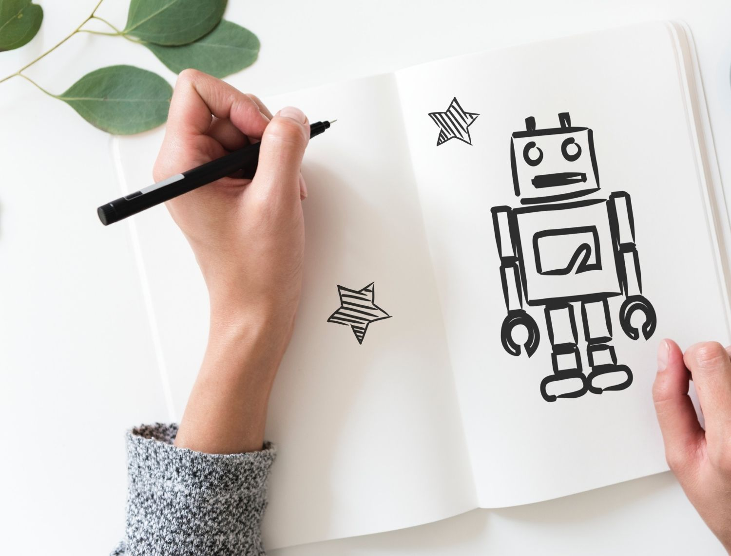 Home - How Artificial Intelligence Changes Content Marketing