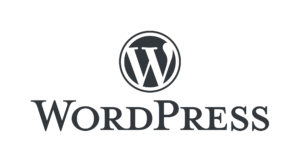 wordpress logo - wordpress logo 300x162