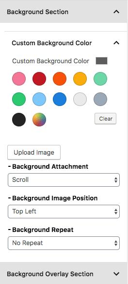 BackgroundSection HeaderImageBlock - BackgroundSection HeaderImageBlock